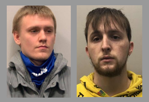 Two arrested in March crash that injured five including juveniles