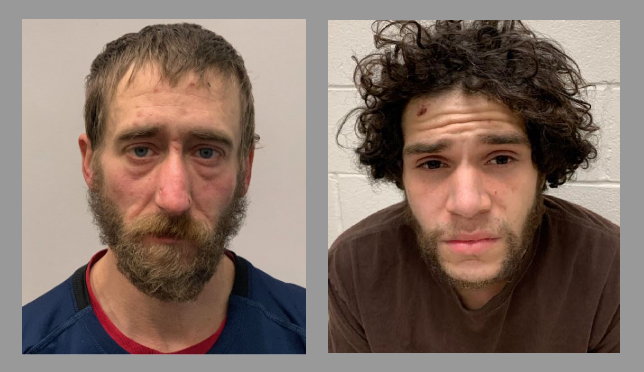 Three arrested on drug, theft charges at Wakefield Street homeless camp