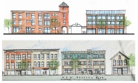 Workforce housing options floated for vacant Hanson Street lot