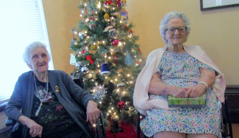 These wise ladies reveal the true meaning of Christmas