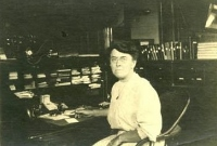 Reception will honor city's first librarian who served an incredible 52 years