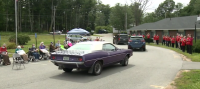 Drive-by parade celebrates Rochester Manor's COVID-free pandemic