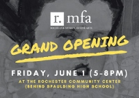 Ribbon cutting, reception planned for June 2 opening of new Rochester mfa venue