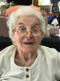 Florence A. MacIntyre ... former Dover teacher; at 101