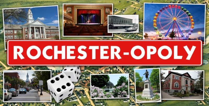Game on! 'Rochester-opoly' game in the works, to benefit Opera House