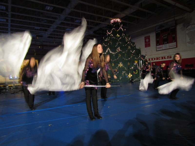 Christmas performance an emotional passing of the torch for one Rochester family