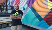 Mural project by renowned artist to give downtown some color