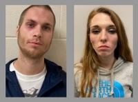 Two taken into custody on drug charges during early morning suspicious car call