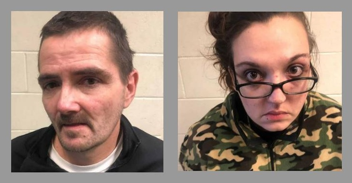 Maine State police arrest Rochester pair on N.H. fugitive from justice charges