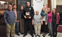 Rochester Police sergeant wins coveted service award
