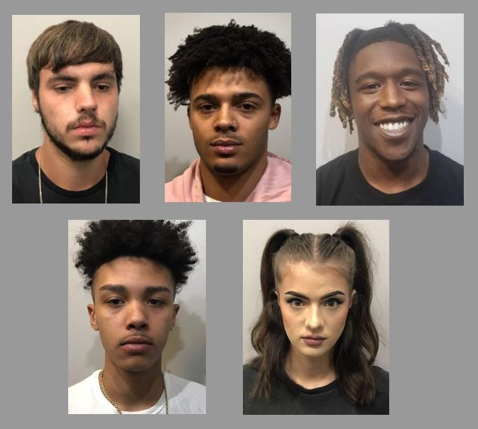 Five arrested on riot charges in Lafayette Street attack that left two injured