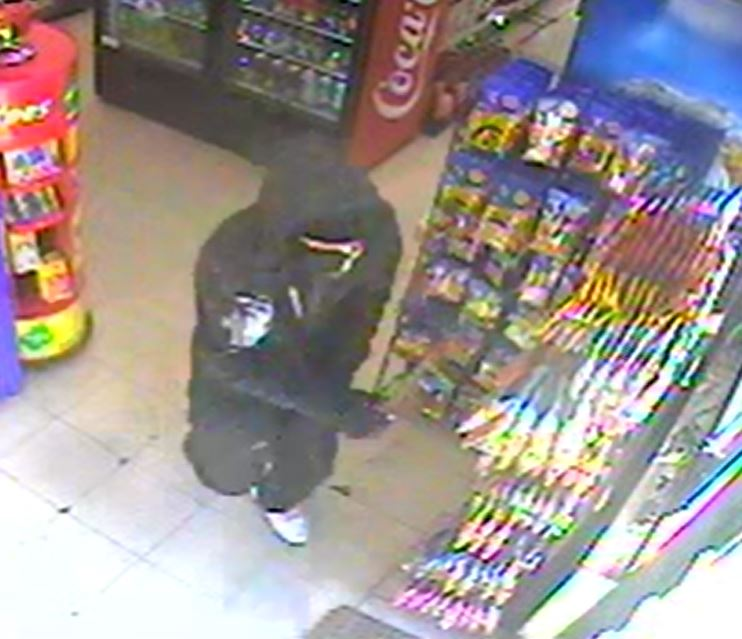 Police on lookout for suspect in Eastside convenience store robbery