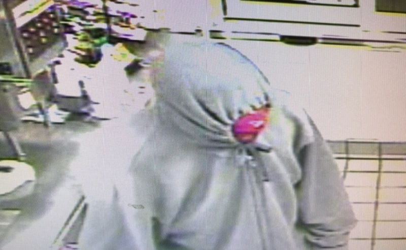 Knife-wielding suspect sought in Milton Rd Dunkin robbery