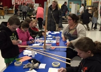 McClelland students, parents get window into STEM-based projects, career paths