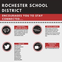 Rochester schools chief urges parents to update students' contact info