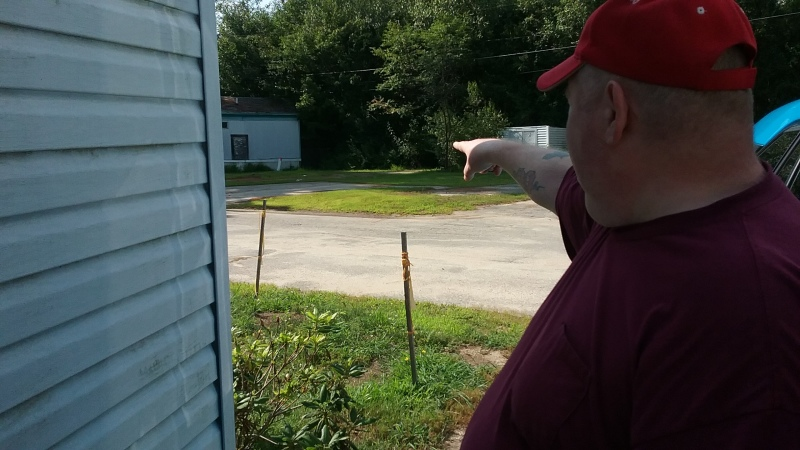 Periwinkle Dr. residents describe a harrowing night that began with 'pow-pow-pow'