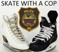 Public invited to 'Skate with a Cop' event at city arena