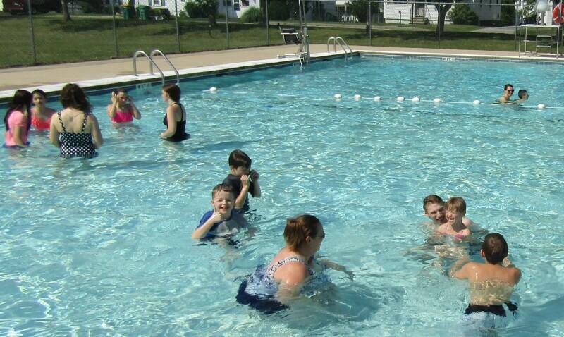 OK, everybody into the pool: Community Swim should make a splash this summer