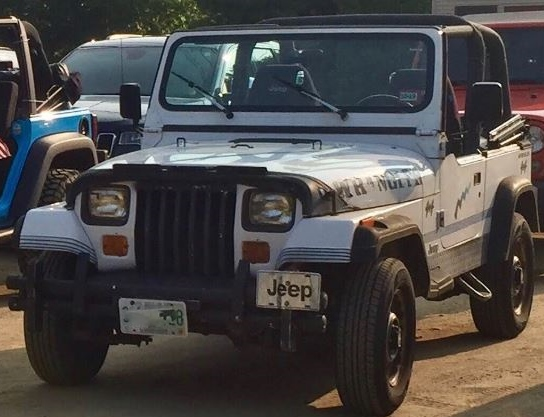 UPDATE: Stolen Jeep found later in Gonic; suspect still at large