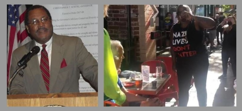 Seacoast NAACP chapter chief: 'This type of (protest) is not sane'