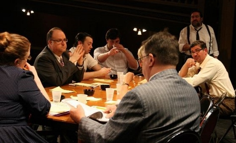 12 angry men prejudice and bias 12 angry men writing assignment (50 points) you will see a lot of psychological phenomena exhibited in the movie 12 angry men many of these phenomena are listed in.