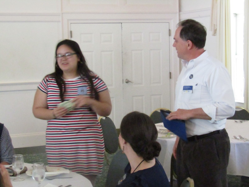 At Rochester Rotary, giving back is woven into a way of life