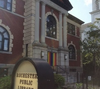 Rochester Pubic Library: something for everyone