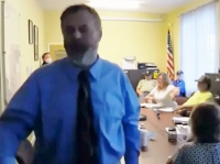Open Meeting Law official to review video shut down during alleged assault
