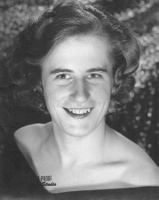 Irene Anna Sampson ... enjoyed folk dancing