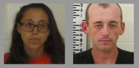 Sanford pair nabbed on meth, coke trafficking charges