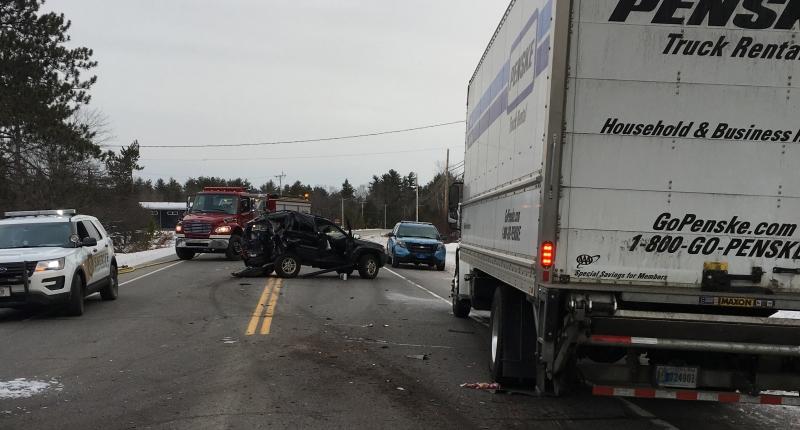 Infant girl injured in Thursday crash in Sanford has died