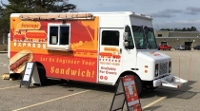 Sausage Express has trucked over to new digs at Community Center