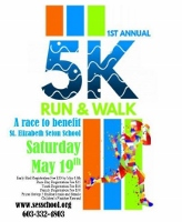 St. Elizabeth Seton School to hold 5K benefit Saturday
