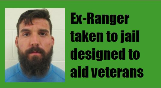 Former Ranger's bail set at $20,000 after Shapleigh gunplay incident