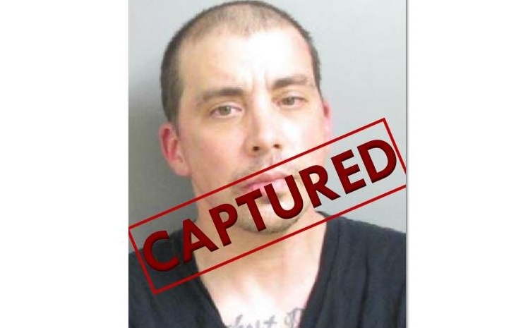 Fugitive of Week arrested at drug treatment facility