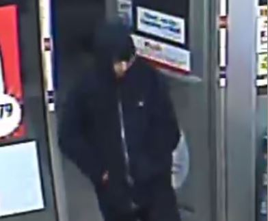 Crowbar-wielding man robs Rochester gas station