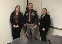 Sheriff's office announces two new additions to staff