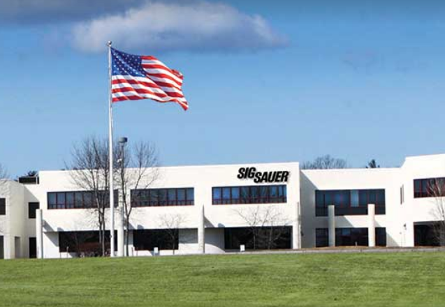 Sig Sauer unveils expansion move to Rochester; new factory could bring 300 jobs
