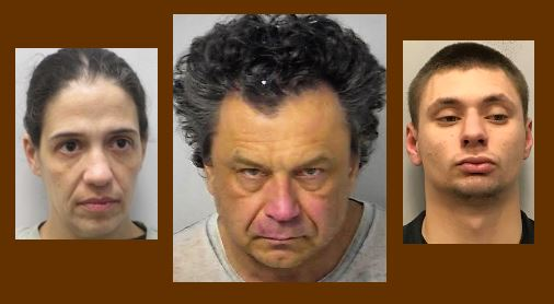 Smoronk, Batista remain jailed in Virginia on high bond