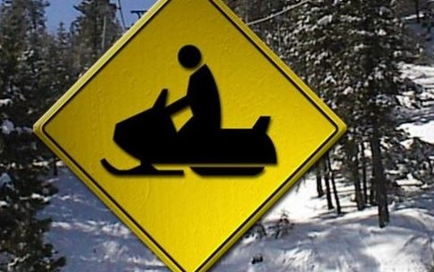 Two area residents suffer serious injuries in separate snowmobile crashes