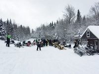 For snowmobilers, warm temps on tri-state weekend proved a 'mild' frustration