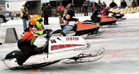 Snowmobile racing on tap at Fairgrounds this weekend