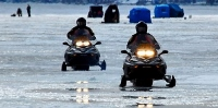 Safety officials urge snowmobile caution amid stretch of mild weather followed by heavy snow