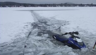 Safety officials make urgent plea to snowmobilers to use extreme caution