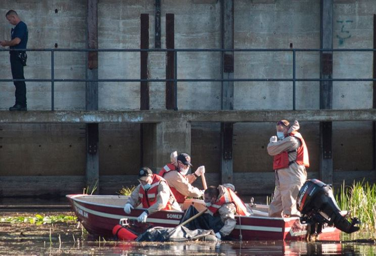 No timetable on when body found in river might be ID'd