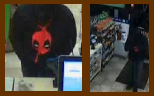 Manhunt under way for 'Deadpool' suspect in Somersworth Cumberland Farms robbery