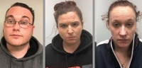 Two Somersworth residents among trio charged in Maine bogus bills case