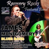 Blues legend James Montgomery to lead showbill at SOS Recovery Rocks concert