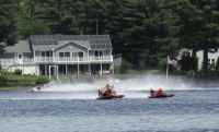 Racing hydroplanes return for Milton's Summer Kickoff