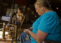 A day of spinning set for Farm Museum on July 29